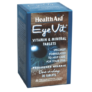 Eye Vit Vitaminas e minerais - Health Aid