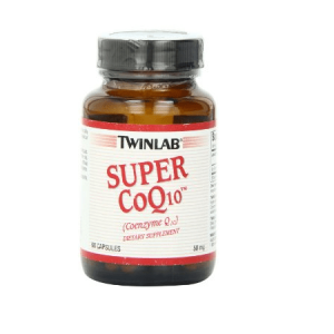 Super Co Q10 Cápsulas - Twinlab