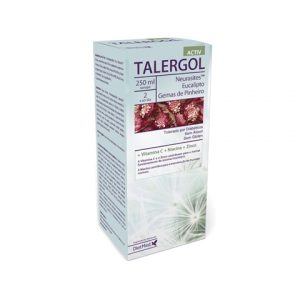 TALERGOL ACTIVE Xarope 250ml - Dietmed