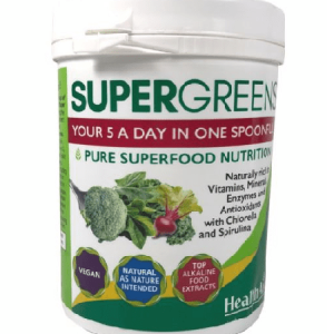 SUPER GREENS 200g - Health Aid